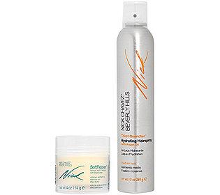 Styling-Creme & Haarspray