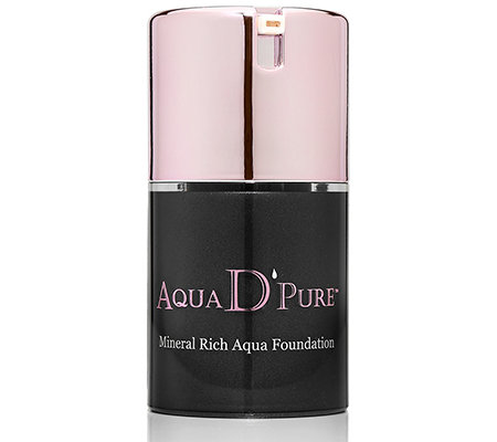 DOLL NO.10 Aqua D Pure Foundation 30ml