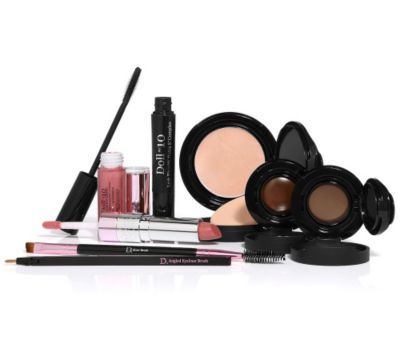 DOLL NO.10 Gift of Beauty Collection Make-up 7-tlg.
