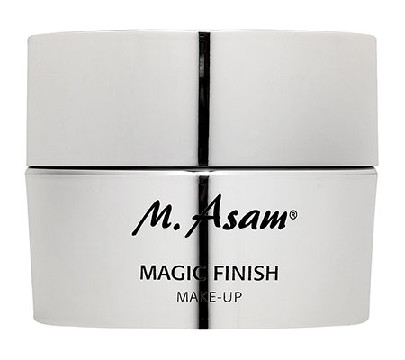 M.ASAM COLORS OF BEAUTY Magic Finish Make-up 30ml verbesserte Rezeptur