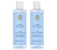 ELIZABETH GRANT HYDRA CELL ACTIVE Cleanser 3in1 2x 240ml