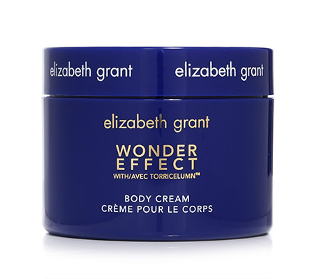 ELIZABETH GRANT WONDER EFFECT Body Cream mit Glykol Säure 400ml