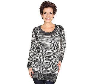 Shirt Zebra-Druck