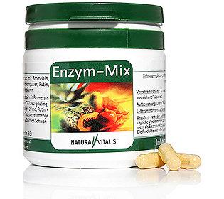 Enzym-Mix 120 Kapseln