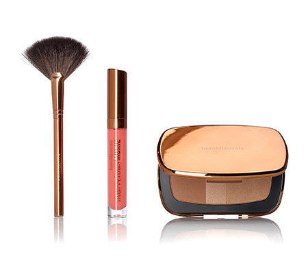 bareMinerals® Bronzing Collection Make-up Set 3-tlg.