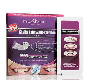 Zahnweiß-Streifen