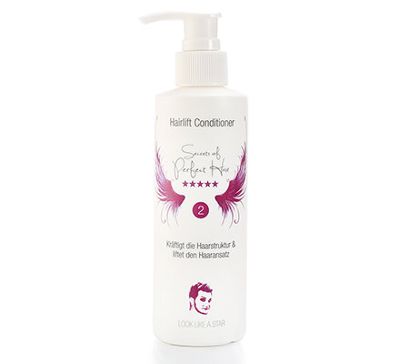 SECRETS OF PERFECT HAIR by Sebastian B. Hairlift Conditioner 200ml