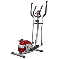 SCHMIDT SPORTSWORLD Crosstrainer Schwungmasse 5kg Pulsmessung