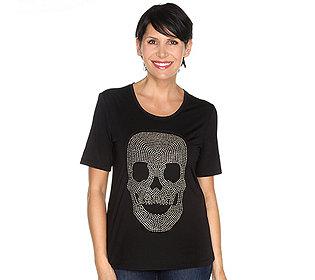 Shirt Totenkopfmotiv
