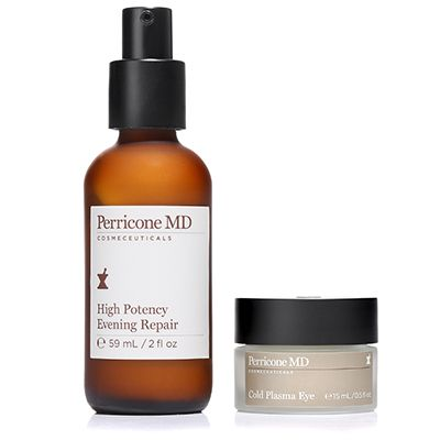 DR. PERRICONE HP Evening Repair 59ml & Cold Plasma Eye 15ml