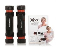 FLEXI SPORTS XCO-Trainer aktives Training inkl. 1x DVD & Trainingsplan