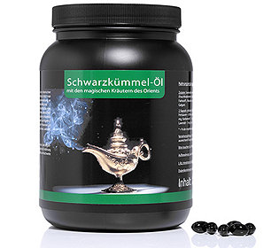 Schwarzkümmel-Öl Kapseln