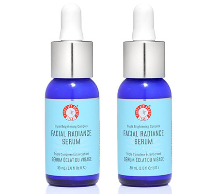 FIRST AID BEAUTY Facial Radiance Serum 2x 30ml