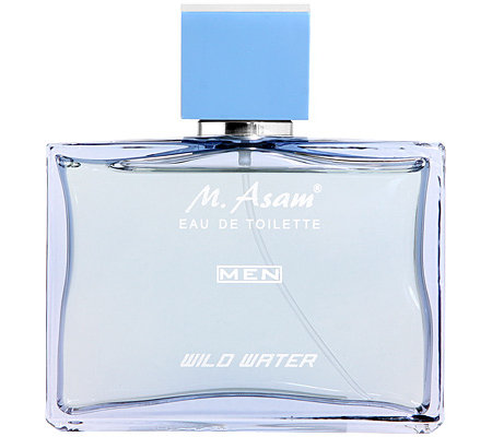 M.ASAM Wild Water Herrenduft Eau de Toilette 100ml