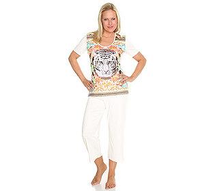 Pyjama Motivdruck