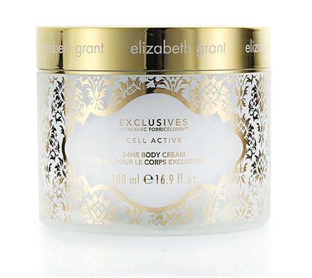 ELIZABETH GRANT EXCLUSIVES 24h Cell Active Body Cream 500ml