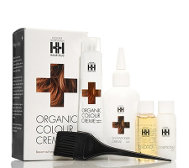 HOLGER HOFFMANN Organic Colour Creme Coloration Grauhaarabdeckung PPD-frei, 7tlg.