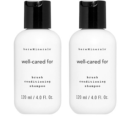 bareMinerals Well Care Duo Pinselreiniger reinigend & pflegend 2x 120ml