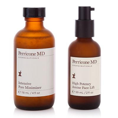 DR.PERRICONE High Potency Amine Face Lift & Intensive Pore Minimizer, 2-tlg