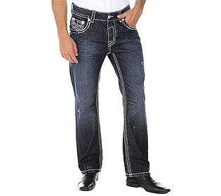 Jeanshose Vintage