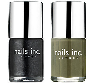 Nagellack-Duo 2 x 10 ml