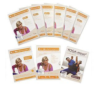 Body Mind Perfection DVDs