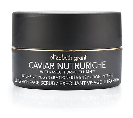 ELIZABETH GRANT CAVIAR Ultra Rich Face Scrub 100ml