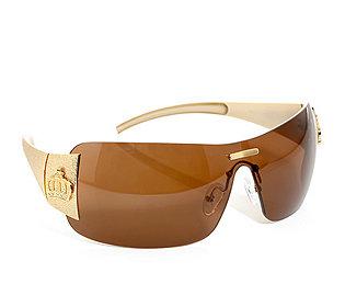 Sonnenbrille Metallbügel