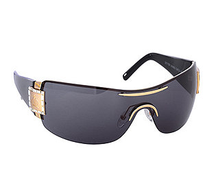 Sonnenbrille Metallrahmen