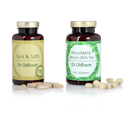 DR. OLDHAVER Akua Mana Beauty Slim Tee & Sun&Safe