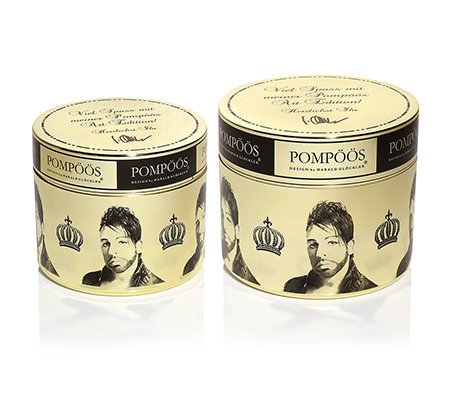 POMPÖÖS DESIGN by Harald Glöckler Limited Edition 24h Creme 150ml & Body Cream 300ml