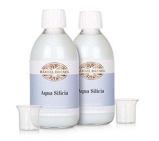 Aqua Silicia 2 x 300 ml