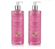SBC COLLAGEN Skincare Gel 2x 500ml