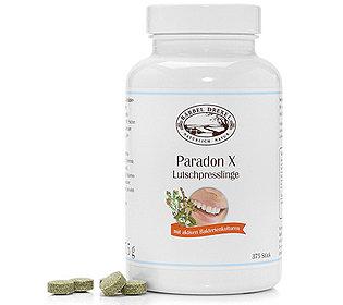 Paradon X 375 Presslinge