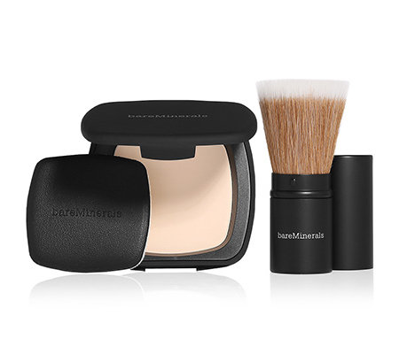 bareMinerals READY Hydrating Touch up Veil & Pinsel