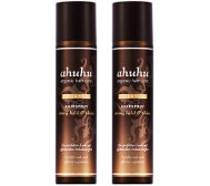 ahuhu organic hair care Hairspray Duo strong hold & shine je 300ml