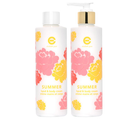 ELIZABETH GRANT Summer Hand- und Bodycream 2x 240ml