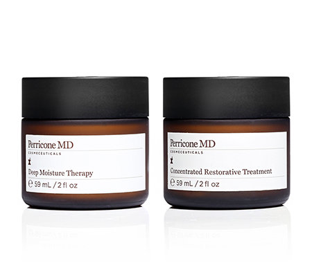 DR. PERRICONE Concentrate Restorative Treatment & Deep Moisture Therapy