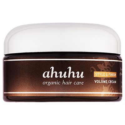 ahuhu organic hair care Volumencreme 100ml