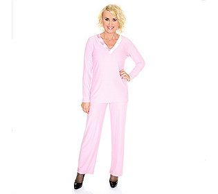 Pyjama Satinblende