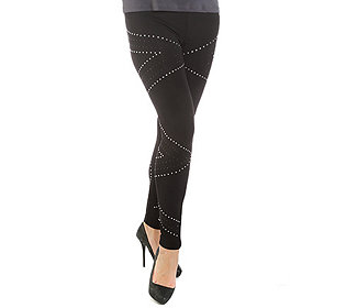 Leggings Strasssteine