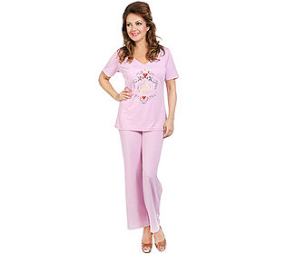 Pyjama Goldfoliendruck