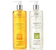 SBC Skincare Gel-Set Vitamin C & Vitamin E je 500ml