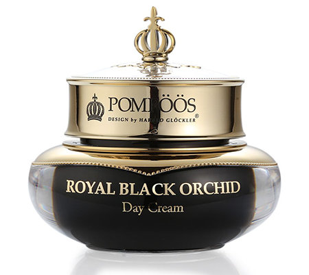 POMPÖÖS DESIGN by Harald Glöckler Black Orchid Day Cream 50ml