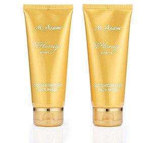 Honig-Gesichtsmaske