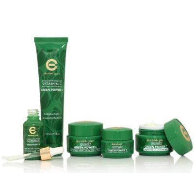 ELIZABETH GRANT VITAMIN C Green Power C Gesichtspflege 5-tlg.