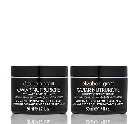 ELIZABETH GRANT CAVIAR Hydrating Diamond Peel Duo je 50ml