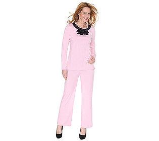 Pyjama Rüschendetails