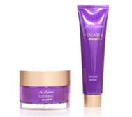 M.ASAM® COLLAGEN BOOST 24H Creme 100ml & Maske 100ml Set, 2tlg.