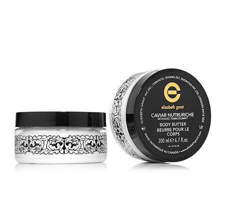 ELIZABETH GRANT CAVIAR Body Butter 2x200ml